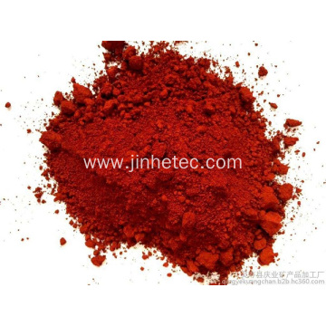 High Tightening  Iron Oxide Pigment Red