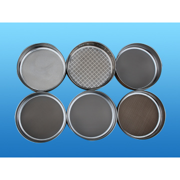 Stainless steel Standard ISO3310 90 micron test sieve
