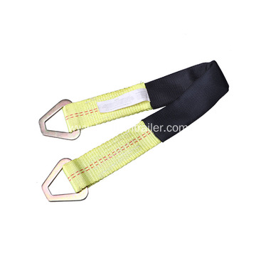 Car Trailer Axle Strap With Ring