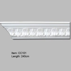 Wholesale Price for Soft Pu Mouldings PU Flexible Decorative Molding export to United States Exporter