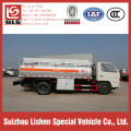 Small 5000L Fuel Bowser Oil Tanker Truck