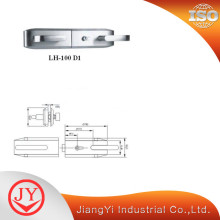 Sliding Door Handle Hardware Of SS304 Lock
