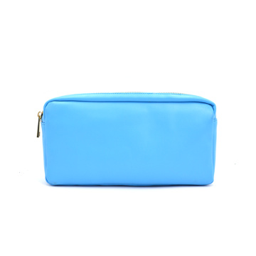 Custom Style Portable Zipper Travel Cosmetic Bag