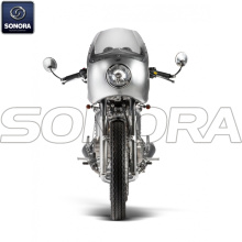 MASH CAFE RACER 400cc Silver Grey Body Kit Engine Parts Original Spare Parts