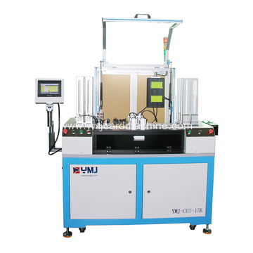 Smart Card Bending and Torsion Detecting Machine