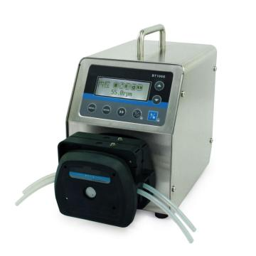 high precise 720ml/nin variable-speed peristaltic pump