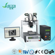 4 axis automatic pcb soldering machine