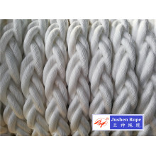 Best Quality for Braided Polypropylene Rope Polypropylene 3-Inch 8-Strand Mooring Rope supply to Rwanda Exporter