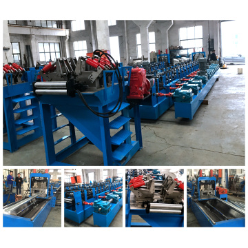 High Quality Interchange CZ Purlin Roll Former