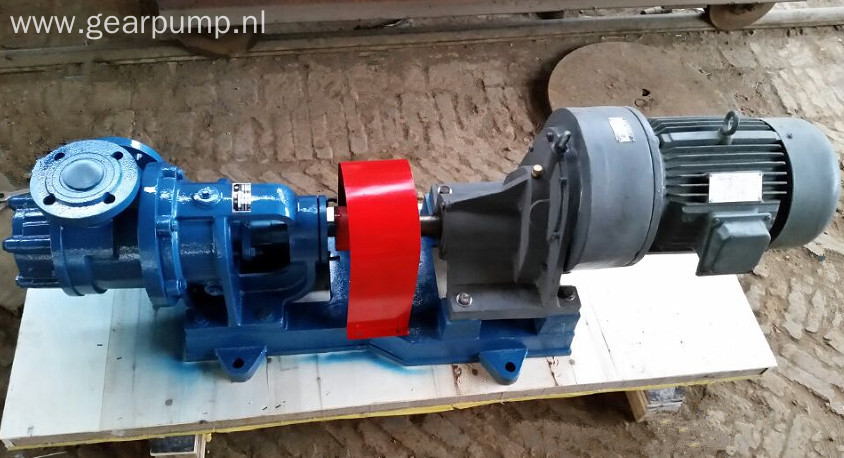 NYP series gear internal asphalt/bitumen/oil transfer heat pump for asphalt bitumen