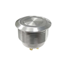 Electrical Long Life Waterproof 22mm Push Button Switch