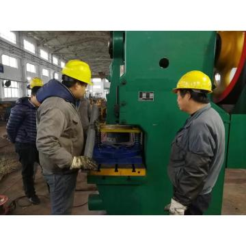 Automatic Notching Machine for Angle Steel