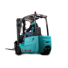 Best Quality for Supply 3-Wheel Electric Forklift, Electric Forklift, 3 Wheel Forklift from China Supplier 1.8 Ton Dual Front Wheel Drive Electric Forklift supply to Benin Importers