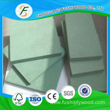 E1 Glue 15MM Waterproof Mdf Board