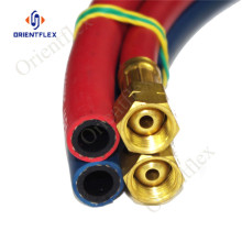 oxyacetylene torch twin welding hose