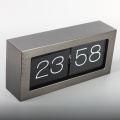 Big Brick Metal Flip Clocks Online