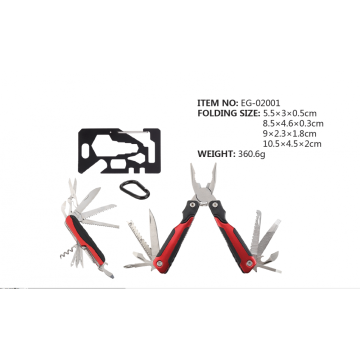 4 Pcs Multiuse Tool Set