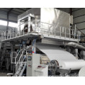 Virgin Wood Pulp Material Toilet Tissue Paper Machine