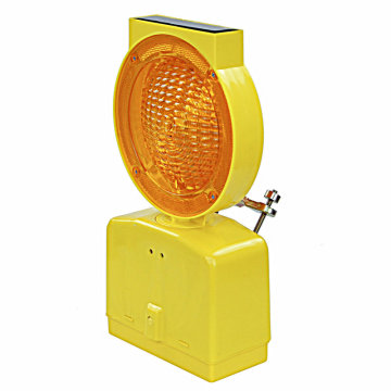 Constuction Solar Power Warning Lamp