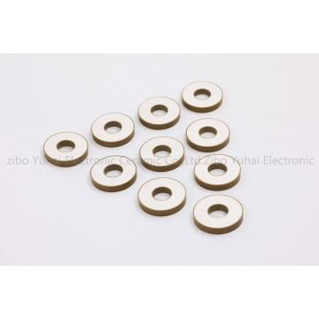Custom Piezo Rings Elements OD20xID7x12mm