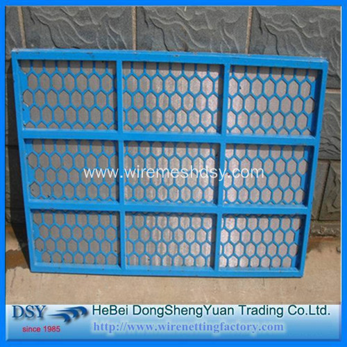 Board-type Slurry Vibrating Sieving Mesh