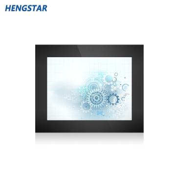 10 Points Projected Capacitive Touchscreen Display