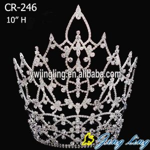 crystal pageant crowns CR-246