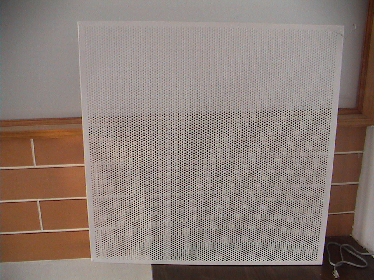 Perfoated Mesh for Ceiling