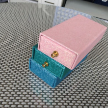 Good Quality for for Custom Eyelash Packaging Custom glitter false eyelash packaging boxes export to North Korea Factory