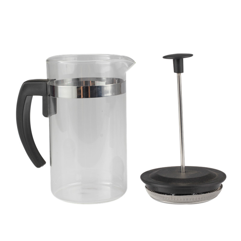 Perfect Mesh Of Filter Glass French Press