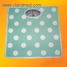 Homely thickness bathroom scale