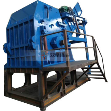 Large Scrap Steel Crushing Equipment on Sale
