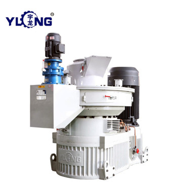 132Kw Biomass Pellet Making Machinery
