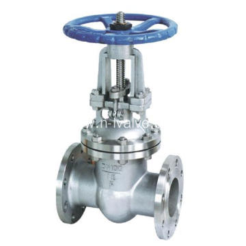 Low Pressure Bolt Bonnet Gate Valve