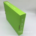 Die-Cutting Card Paper Cardboard Usb Gift Box
