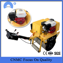Wholesale Price China for Road Roller Walking Type Mini Water-cooled Road Roller for sale supply to Portugal Factories