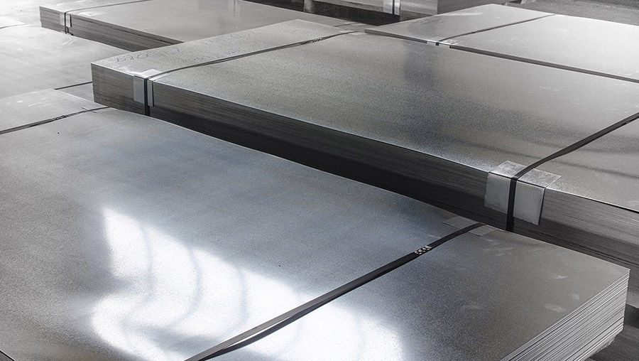 Aluminium cold rolled sheet 3003 H14