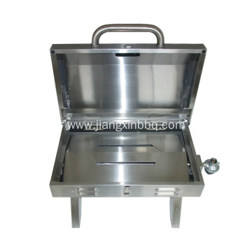 Stainless Steel Tabletop Portable Gas Grill
