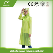 Hot Sale Long PVC Outdoor Jacket For Ladies