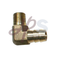 Brass 90 degree male elbow nozzle