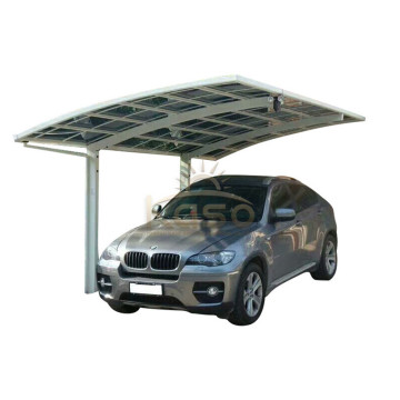 Parking Movable Modern Metal CarPort Aluminum Pc Carport