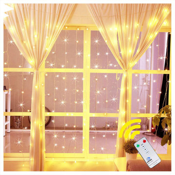 Wall Decoration Window Led Curtain String Light