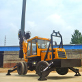 Small Tractor Auger Drill Rig Machine