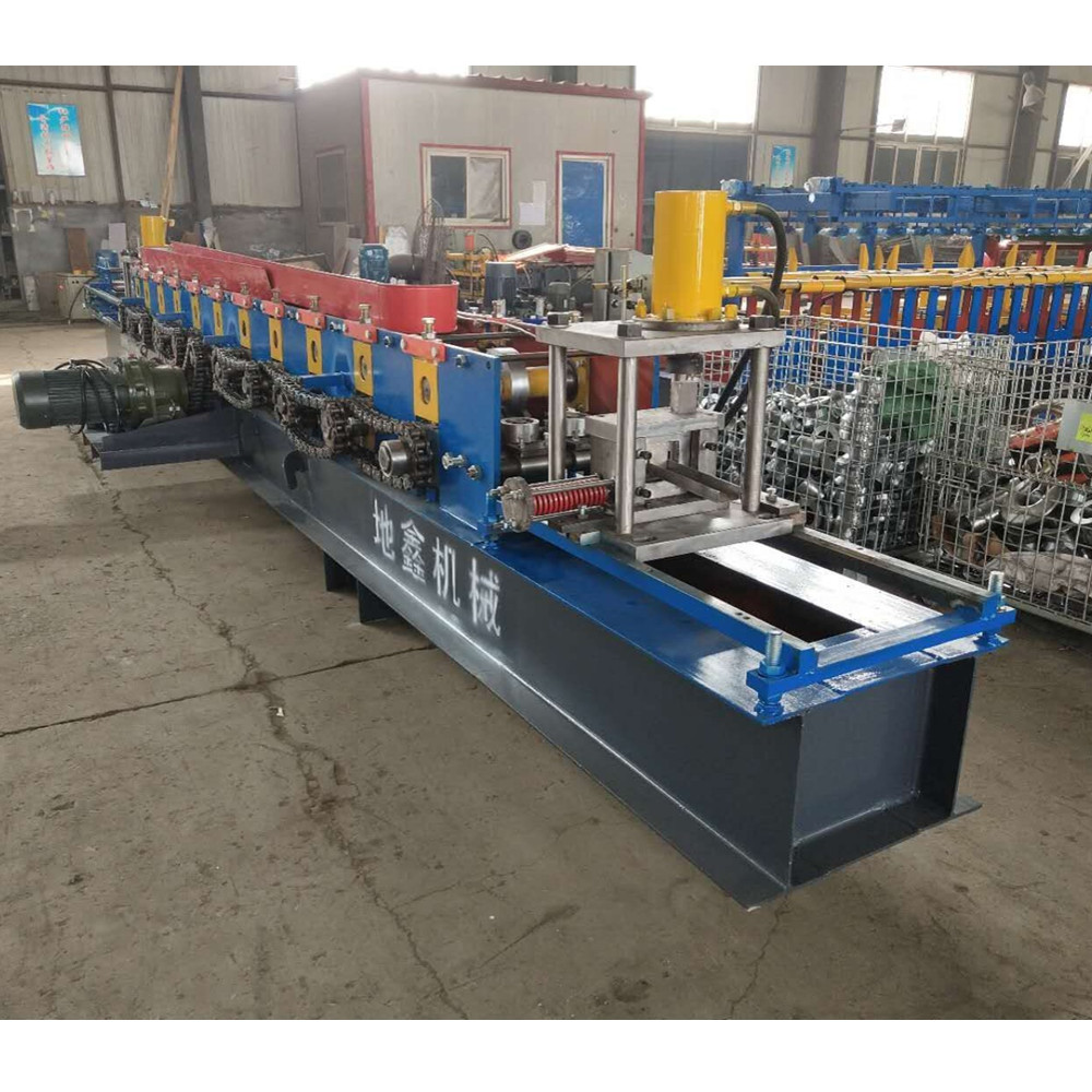 C Purlin Punching Machine