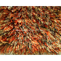 Elastic & Thick Silk Yarn Mix Shaggy