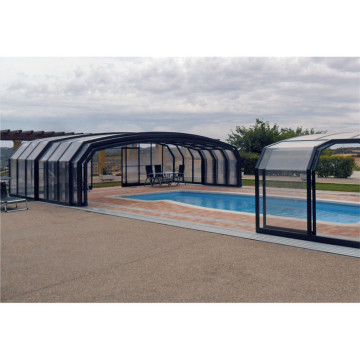 Shade Cover Swiming Sunroom Swimming Pool Enclosure