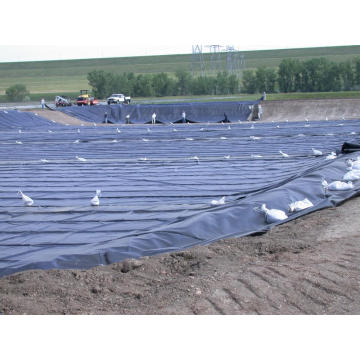 HDPE geomembrane waterproofing geomembrane