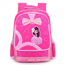 Lightweight Cartoon Character Girls Cute School Backpack