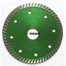 Hot sale for China Diamond Saw Blades, Continuous Rim Blade Sinter Continuous Saw Blade in 125mm export to Zimbabwe Manufacturer