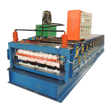building material iron and steel machinery single layer